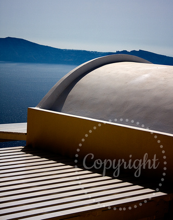 Art Photography from Santorini, Greece