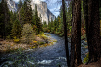 Dramatic Fine Art and Landscape Photography in Yosemite National Park