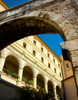 Historical Building photography in Assisi