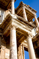 Fine art Photography in Turkey - Ephesus - Library of Celsus