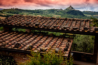 Southern Tuscan Italian Landscape and Fine Art Photography