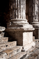 Ancient Column -  Photography in Assisi