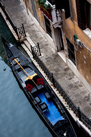 Venetian Gondolas and waterways