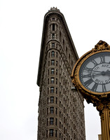 Manhattan Photographic Scenes - Flatiron Building