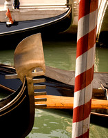 Gondola art from Venice