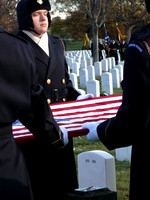 Fine Art Color and Black and White Photography of Military Cemetaries