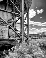 Fine Art Color and Black and White Photography of Ghost Towns in Utah