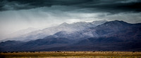 Dramatic Fine Art and Landscape Photography of The Eastern Sierras Mountains.