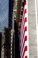Manhattan Photographic Scenes - Wall Street